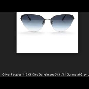 Oliver Peoples Accessories - Oliver people's cat eye sunglasses