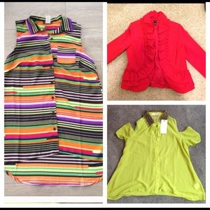 Jackets & Blazers - Bundle for @lamocana