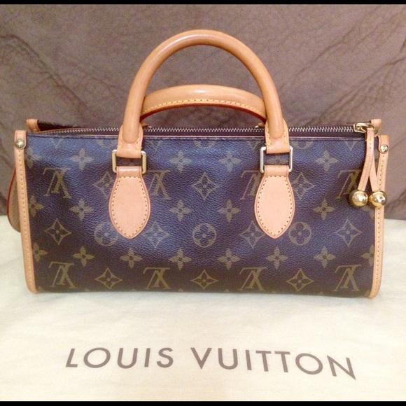 d586e1c4c882 Louis Vuitton Handbags - Louis Vuitton Monogram Canvas Popincourt