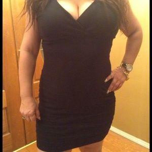 Black Express dress\Stretchy