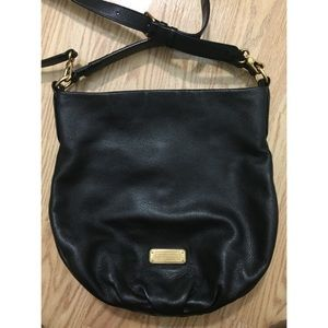 Marc by Marc Jacobs new hillier hobo (black)