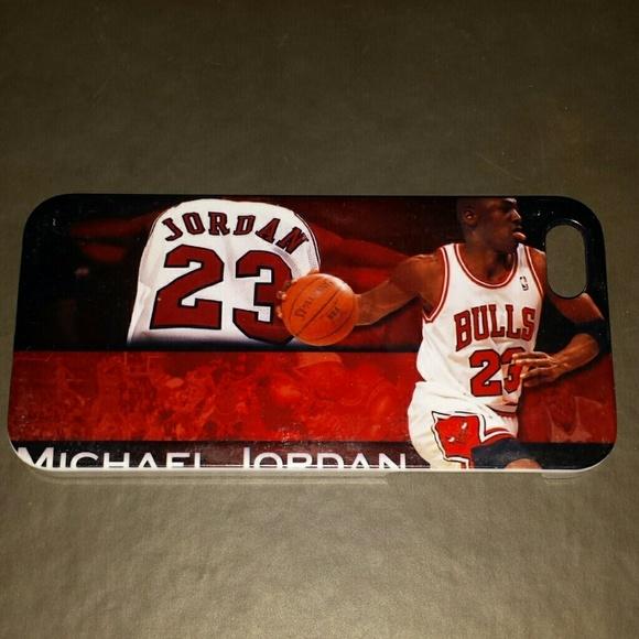 774bbafcf1a14c Exclusive Michael Jordan iPhone 5 (5S) Case