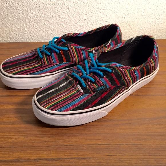 5773236b519c Vans Shoes - Patterned Vans