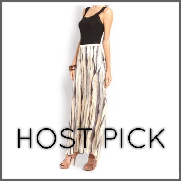 Collection Costa Blanca Dresses & Skirts - ✨HOST PICK✨ Costa Blanca maxi skirt