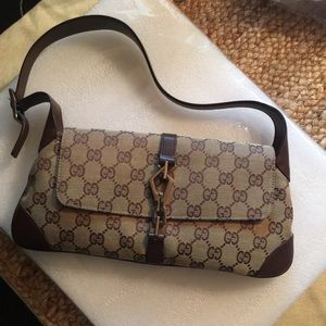 Gucci Pouchette Bag New w/t SPECIAL $75 Off