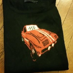 "The Limited ""FORENZA"" Car Pullover Sweater"
