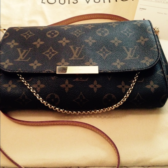 266200c4 Authentic Favorite MM Monogram Purchase 5/18/14 NWT