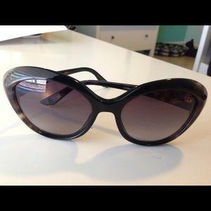 f0200e35f6f Dior Accessories - Christian Dior Panther 2 Cat Eye Sunglasses