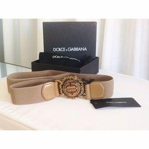 Dolce & Gabbana Heritage Belt