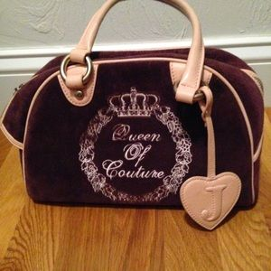 Juicy Couture Bowler Bag