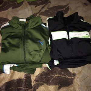 Puma Jackets & Blazers - Bundle 2 Puma Track Outfits