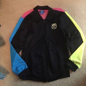 Rita Ora track jacket