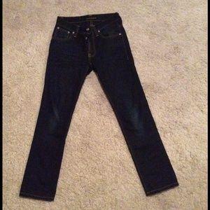Dark blue navy Nudie Jeans