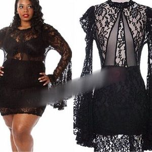 23% off Boutique Dresses & Skirts - Beyonce Inspired PLUS SIZE ...