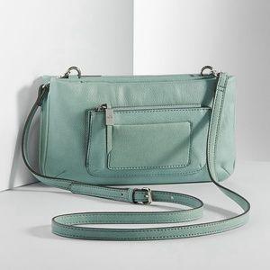 Simply Vera Vera Wang Handbags - 1 HR SALE❗️NWT Vera Wang aqua colored purse