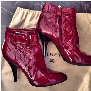 ❤️BURBERRY ANKLE BOOTS❤️