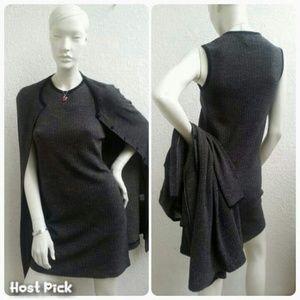 DKNY Dresses & Skirts - New Years Sale🎉 4x HP DKNY Dress & Cardigan Set