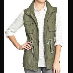 ISO this old navy army green utility vest!!
