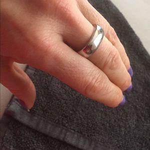 Tiffany Co Jewelry Tiffany Donut Style Ring Poshmark