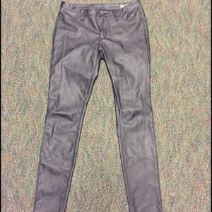 Blank NYC Faux Leather Skinnies