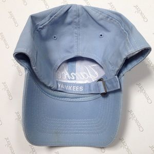 936e657455bd4 MLB Accessories - Light Blue Yankees Hat