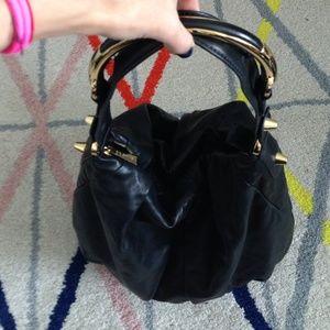 CC Skye Handbags - CC SkYE black leather hobo