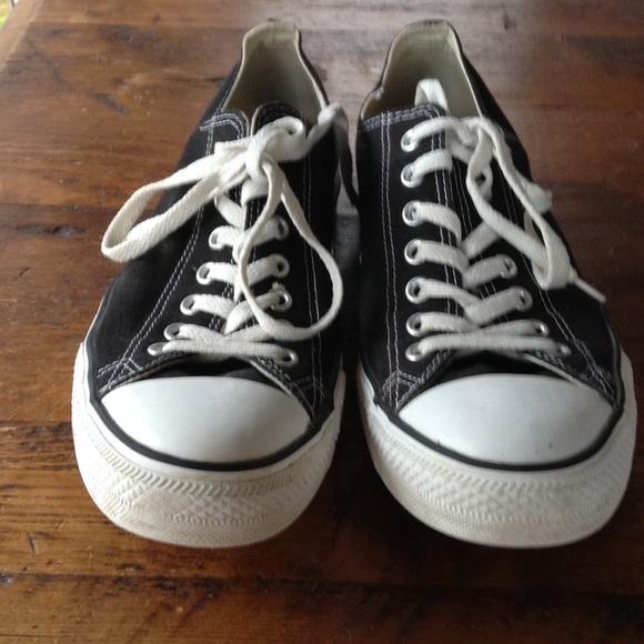 cb8e60192c5e42 Converse Shoes - Men s size 11 Converse All Stars. Women s size 13