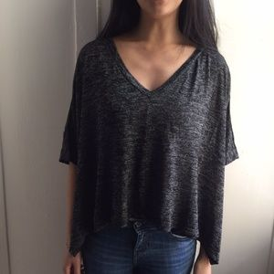 Tops - Dark Grey Sweater