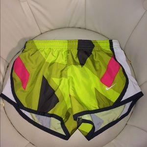 Nike Dri-Fit running shorts XS tempo