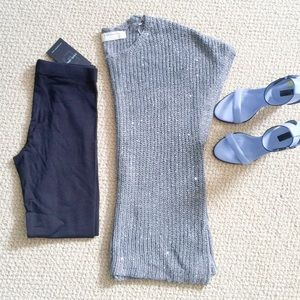 Zara Sweaters - Zara Knit grey sweater