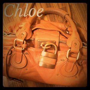 Classic Chloe Paddington Bag
