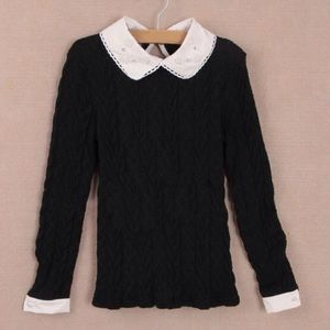 Tops - Lolita Blouse Sweater