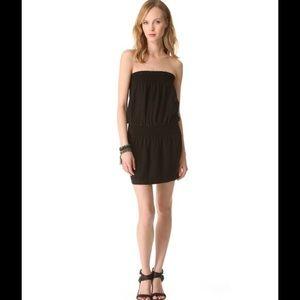 Mini strapless dress by Young Fabulous & Broke