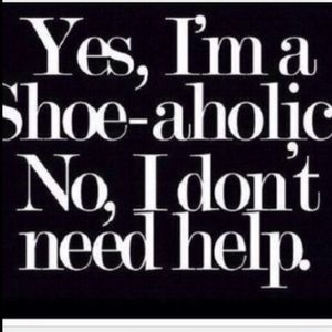 PLEASE! BUY MY SHOES! 👠😀