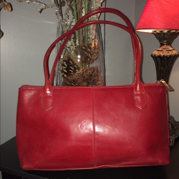 9ac89e1dabe0 Hobo International Handbags - Red HOBO purse-just reduced!