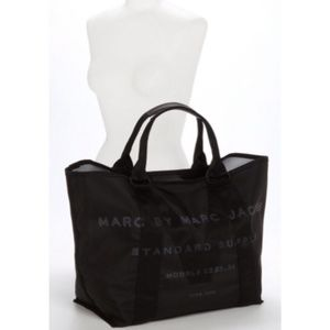 Marc by Marc Jacobs cargo tote