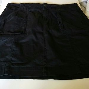 NWOT Old Navy Black Skirt