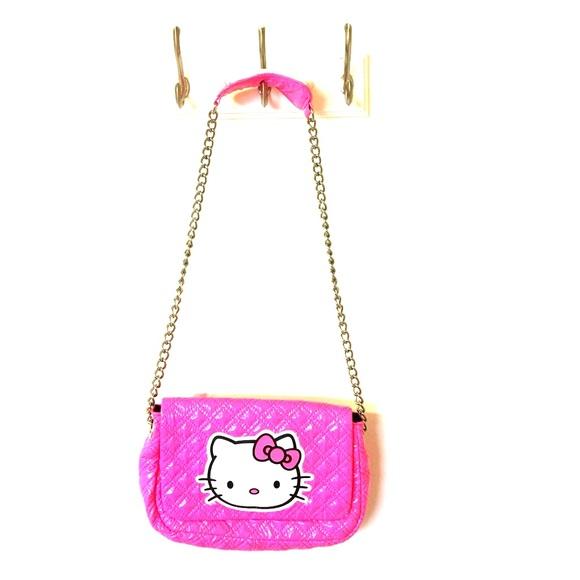 acf10222a Rare Victoria Couture- Hot Pink Hello Kitty Purse.  M_552969b147da81070000882e