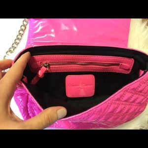 1403700b2 Sanrio Bags | Rare Victoria Couture Hot Pink Hello Kitty Purse ...