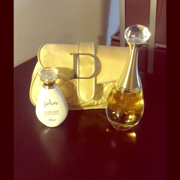 38% off Dior Accessories - Adorable Dior J'adore gift set from ...