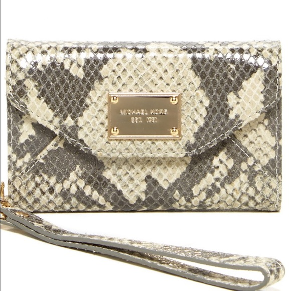 5586430b6702 Michael Kors MK Wallet iPhone 4S Case Wristlet. M_560daaf2a88e7d173a0005f6