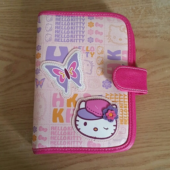 Hello Kitty Planner/Agenda/Organizer From Ia's