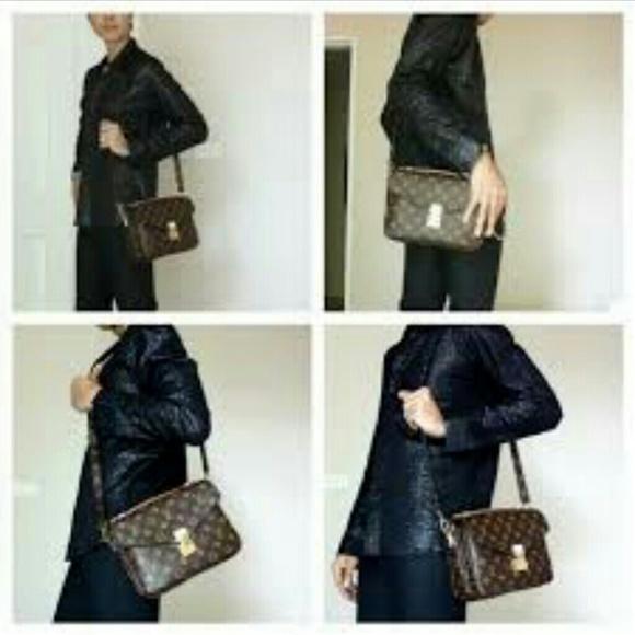 33 Off Louis Vuitton Handbags Pochette Metis Louis