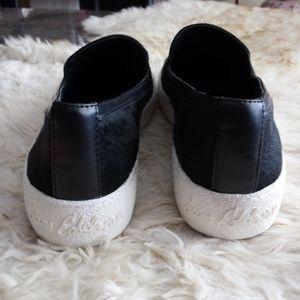 Sam Edelman Shoes - NWOT sam edelman calf hair slip on sneaker