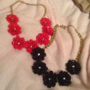 ily couture Jewelry - Bloom necklace *price is for both