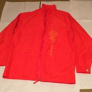Lapagayo red jacket