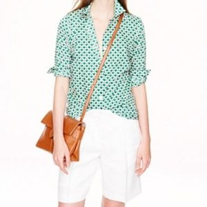 J. Crew Tops - J.Crew Perfect shirt