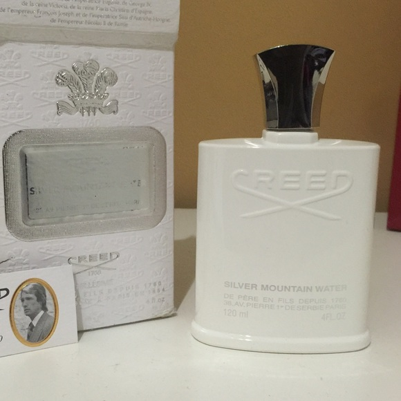 Creed Other | Brand New Silver Mountain Water Perfume 4 Oz