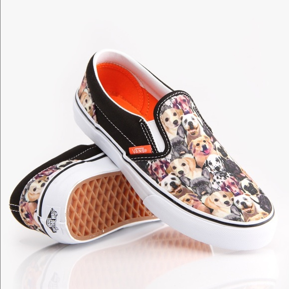 51f1d158 Vans Shoes | Aspca Dog Slip Ons | Poshmark