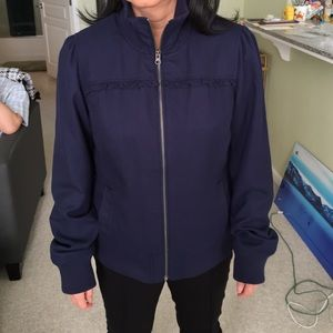 Rubbish Jackets & Blazers - Rubbish detailed lined navy jacket